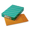 Redi Seal Catalog Envelope, 10 x 13, Brown Kraft, 100/Box