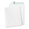 Tech No Tear Catalog Envelope, Poly Lining, 9 X 12, White, 100/box