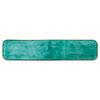 Dry Hall Dusting Pad, Microfiber, 24 Long, Green