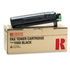 Ricoh Black Toner Cartridge, Type 1160