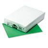 Kaleidoscope Multipurpose Colored Paper, 24lb, 8-1/2 X 11, Emerald Green, 500/rm