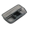 Rolodex™ Drawer Organizer, Metal Mesh, Black