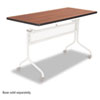 Impromptu Series Mobile Training Table Top, Rectangular, 60w x 24d, Cherry