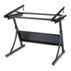 PlanMaster Drafting Table Base, 43w x 29-1/2d x 37-3/4h, Black