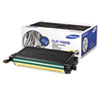 Samsung Yellow Toner Cartridge for CLX-6200 Series