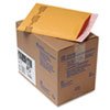 Jiffylite Self-Seal Mailer, Side Seam, #0, 6 X 10, Golden Brown, 25/carton
