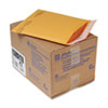 Jiffylite Self-Seal Mailer, Side Seam, #2, 8 1/2 X 12, Golden Brown, 25/carton