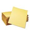 Jiffy Padded Self Seal Mailer, #6, 12 1/2 x 19, Natural Kraft, 25/CT