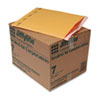 Jiffylite Self-Seal Mailer, Side Seam, #7, 14 1/4 X 20, Golden Brown, 50/carton