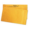 Kraft 8 1/2 x 14 1/2, #3 trade sized heavy-duty padded mailer features an open-end closure.