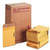 Jiffy Rigi Bag Mailer, #1, 7 1/4 X 10 1/2, Natural Kraft, 250/carton