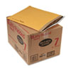Jiffy Padded Self-Seal Mailer, #7, 14 1/4 X 20, Natural Kraft, 50/carton
