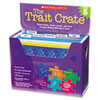 Trait Crate, Grade 5, Seven Books, Posters, Folders, Transparencies, Stickers