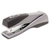 Optima Grip Full Strip Stapler, 25-Sheet Capacity, Silver