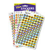 Superspots And Supershapes Sticker Variety Packs, Positive Praisers, 2,500/pack