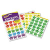 Stinky Stickers Variety Pack, Smiley Stars, 432/pack