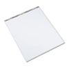"Second Nature Easel Pads, 1""Quadrille, 27 x 34, White, 50 Sheets, 3/Pack"