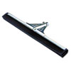 "Heavy-Duty Water Wand Squeegee, 22"" Wide Blade"