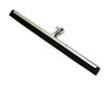 "Water Wand Standard Floor Squeegee, 22"" Wide Blade, Black Rubber, Insert Socket"