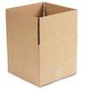 Brown Corrugated - Fixed-Depth Shipping Boxes, 12l x 12w x 10h, 25/Bundle