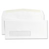 Window Business Envelope, Contemporary, #9, White, 500/box