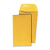 Kraft Coin Envelope, #3, 2 1/2 X 4 1/4, Light Brown, 500/box