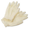 XT Premium Latex Disposable Gloves, Powder-Free, X-Large, 100/Box