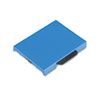 T5470 Dater Replacement Ink Pad, 1 5/8 X 2 1/2, Blue