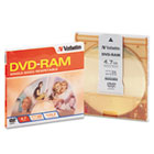 Type 4 DVD-RAM Cartridge, 4.7GB, 3x VER95002