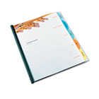 Polypropylene View-Tab Report Cover, Binding Bar, Letter, Holds 40 Pages, Clear GBC55766