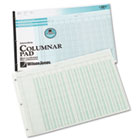 Accounting Pad, 13 Eight-Unit Columns, 11 x 16 3/8, 50-Sheet Pad WLJG7213A
