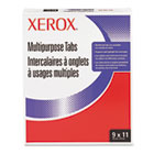 Xerox Index Dividers