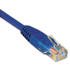 CAT5e Molded Patch Cable, 7 ft., Blue TRPN002007BL