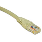 CAT5e Molded Patch Cable, 7 ft., Gray TRPN002007GY