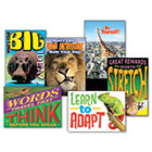 """""""Animals & Self Discovery"""" ARGUS Poster Combo Pack, 6 Posters/Pack TEPTA67919"""
