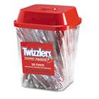 Strawberry Twizzlers Licorice, Individually Wrapped, 2lb Tub TWZ51902