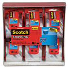 "3850 Heavy-Duty Packaging Tape in Sure Start Disp., 1.88"" x 22.2yds, 6/Pack MMM1426"