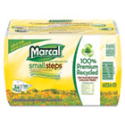 100% Recycled Convenience Bundle Bathroom Tissue Roll, 168 Sheets, 24/Carton MRC6024