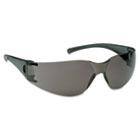 Element Safety Glasses, Black Frame, Smoke Lens KCC25631