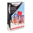 High-Gloss Photo Paper, 4 x 6, 100 Sheets/Pack IVR99546