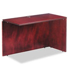 Verona Veneer Reversible Return Shell, 47-1/2w x 23-5/8d x 29-1/2h, Mahogany ALERN234824MM