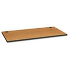 Huddle Multipurpose Rectangular Top w/Grommets, 60w x 30d, Harvest/Charcoal HONM3060GGCS