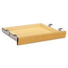 Laminate Angled Center Drawer, 22w x 15-3/8d x 2-1/2h, Harvest HON1522C