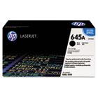 HP 645A, (C9730A) Black Original LaserJet Toner Cartridge HEWC9730A