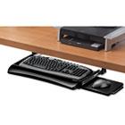 Office Suites Underdesk Keyboard Drawer, 20-1/8w x 7-3/4d, Black FEL9140303
