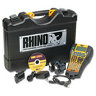 Rhino 6000 Industrial Label Maker Kit, 1 line, 14w x 18d x 4h DYM1734520
