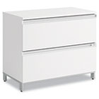 "36""W 2-Drawer Lateral File Momentum: White BSH34F52WH"