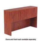 Valencia Series Hutch Doors, Laminate, 14w x 3/4d x 15h, Medium Cherry, 4/Set ALEVA291430MC