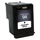 Remanufactured C8765WN (94)  Ink, 450 Page-Yield, Black DPSDPC65WN