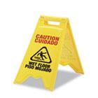 9905015882362, Wet Floor Sign, English & Spanish, NSN5882362